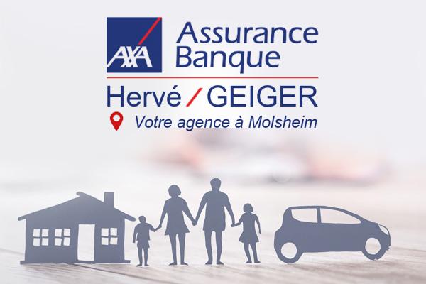 Axa assurance Hervé Geiger