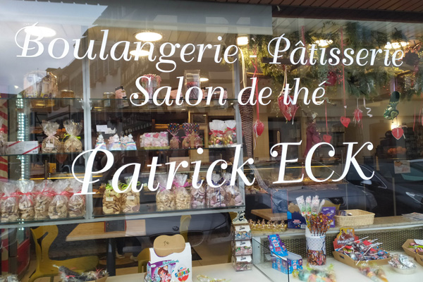 Boulangerie Pâtisserie Eck