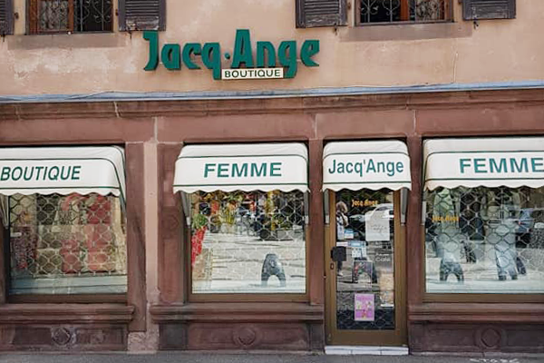 Boutique Jacq-Ange